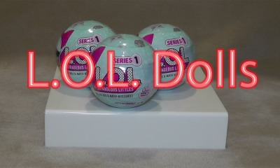LOL Dolls Blind Pack Series 1 Opening