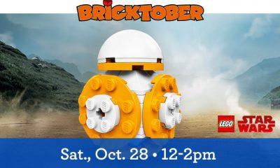 Toys R Us Bricktober